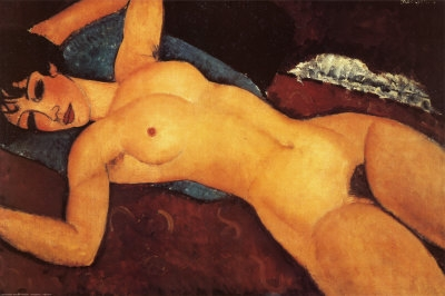 modigliani-amedeo-nu-rouge