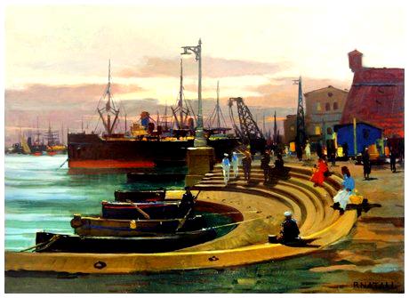 500x400Renato Natali - Vecchia barca del posto