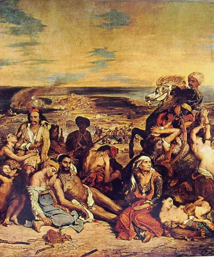 8 Delacroix-il massacro di scio1824