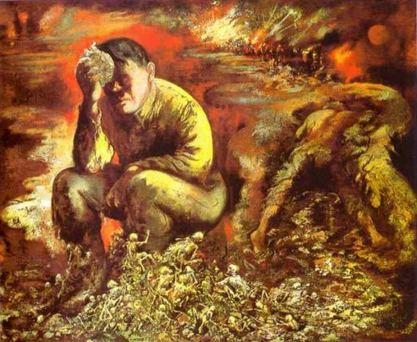 Cain, or, Hitler in hell1944