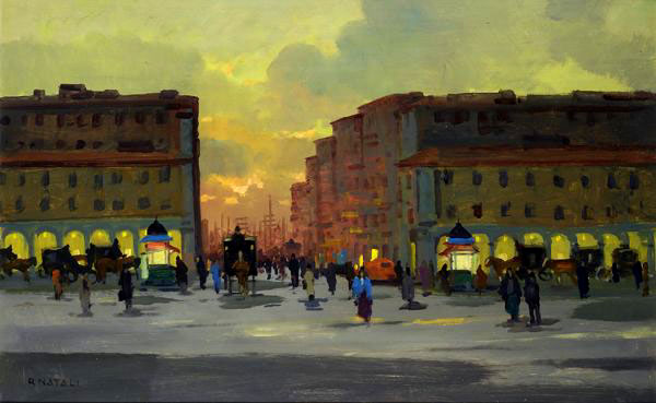 Natali Renato Vecchia città scomparsa ((1952