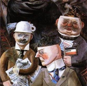 George Grosz- L'arte critica