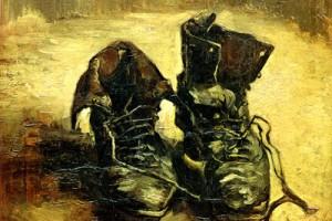 Van Gogh – L'evoluzione della pittura nelle scarpe