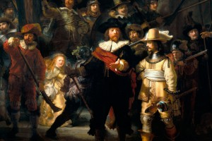 Rembrandt – La Ronda Di Notte – 1642