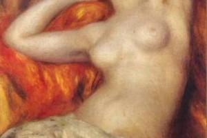 Auguste Renoir – La dormiente – 1897