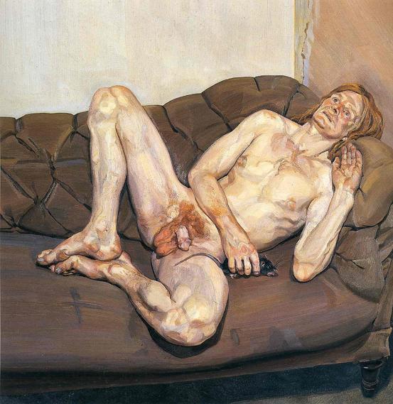 La pittura scolpita di Lucian Freud | McArte