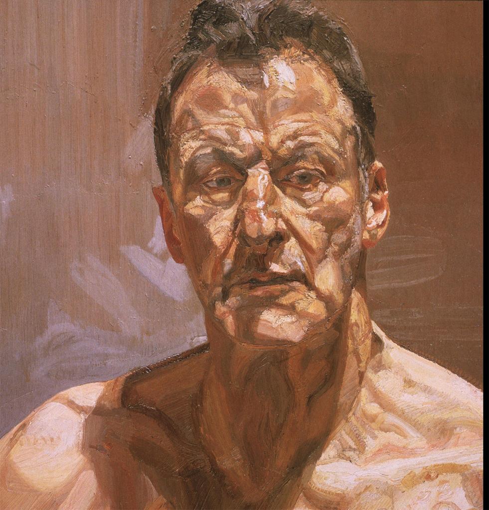 lucian_freud-selfportrait1985