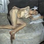 La pittura scolpita di Lucian Freud