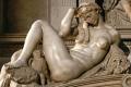 Michelangelo Buonarroti - La Notte - 1526/1531