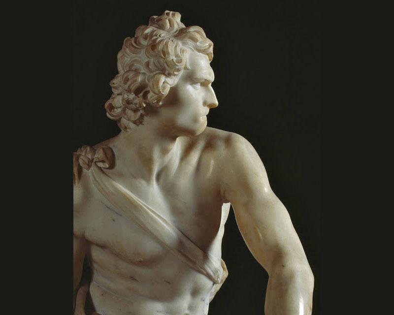 David-scultura-Bernini-dettaglio