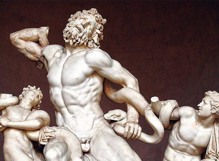 Michelangelo falsario e il Laocoonte