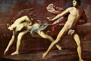 Guido Reni – Atalanta E Ippomene 1 & 2