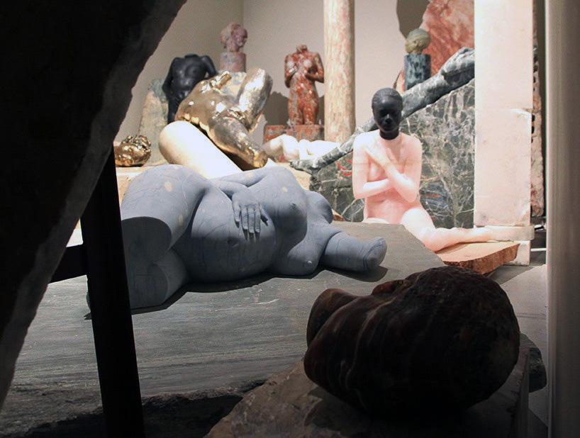 vanessa-beecroft-venice-biennale-designboom-01