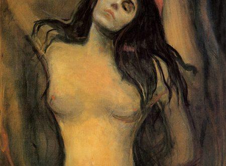 Edvard Munch – Madonna – 1894/95