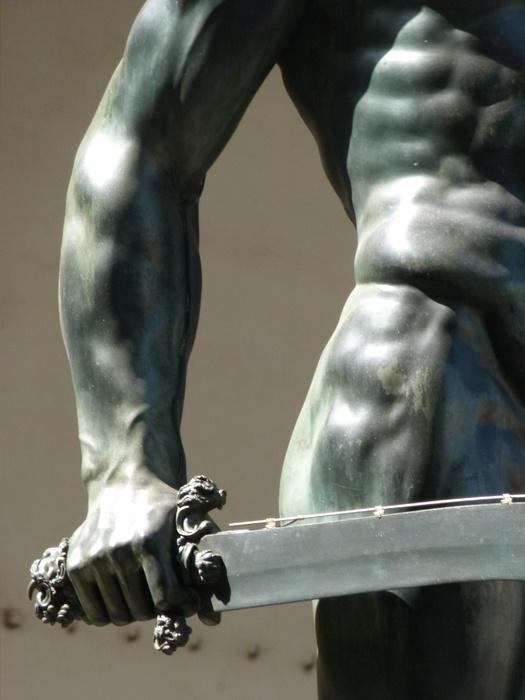 Perseus-Benvenuto Cellini