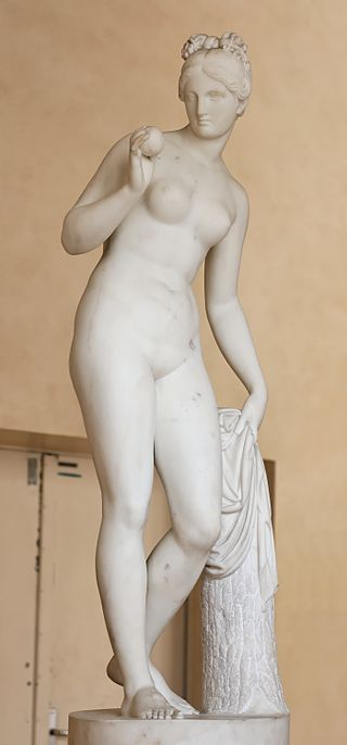 Venus_apple_Thorvaldsen_1805