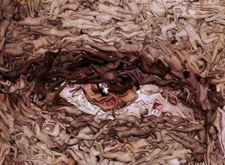 La massa nuda – Spencer Tunick