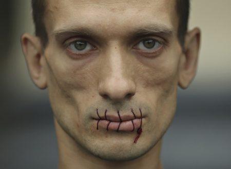 Petr Pavlensky – Artista? Pazzo? Rivoluzionario o Politico?