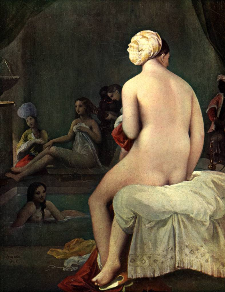 ingres-petite-baigneuse-interieur-d-harem-1828-dvdbash