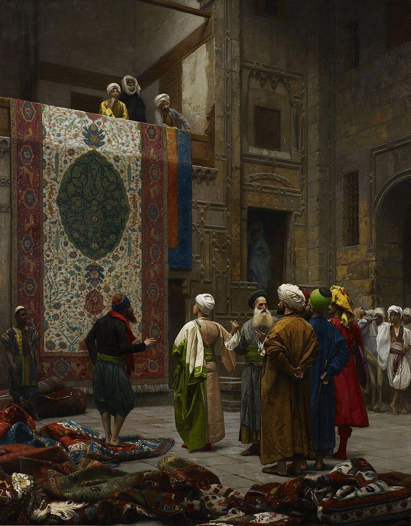800px-Jean-Léon_Gérôme_015_Carpets