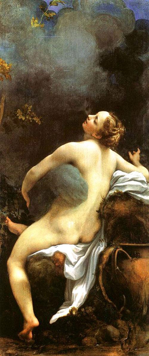Correggio, Giove e Io - 1532-1533
