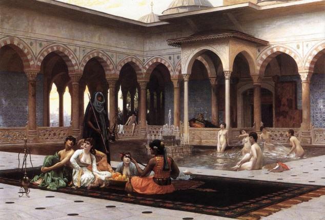 The_Terrace_of_the_Seraglio,_Jean-Léon_Gérôme