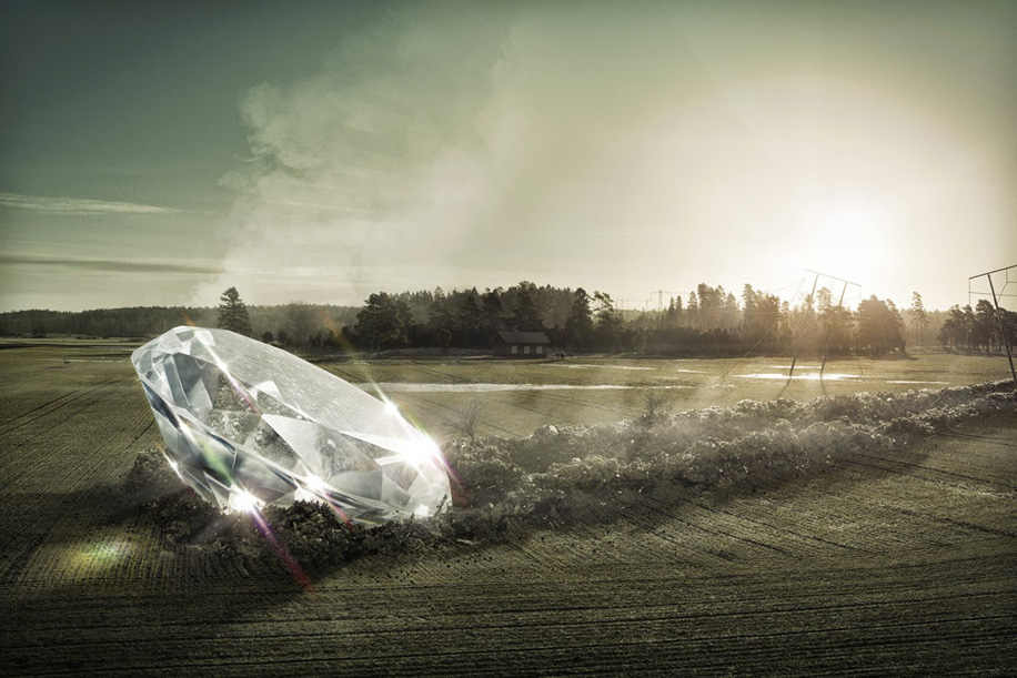 Erik Johansson_Diamond in the rough