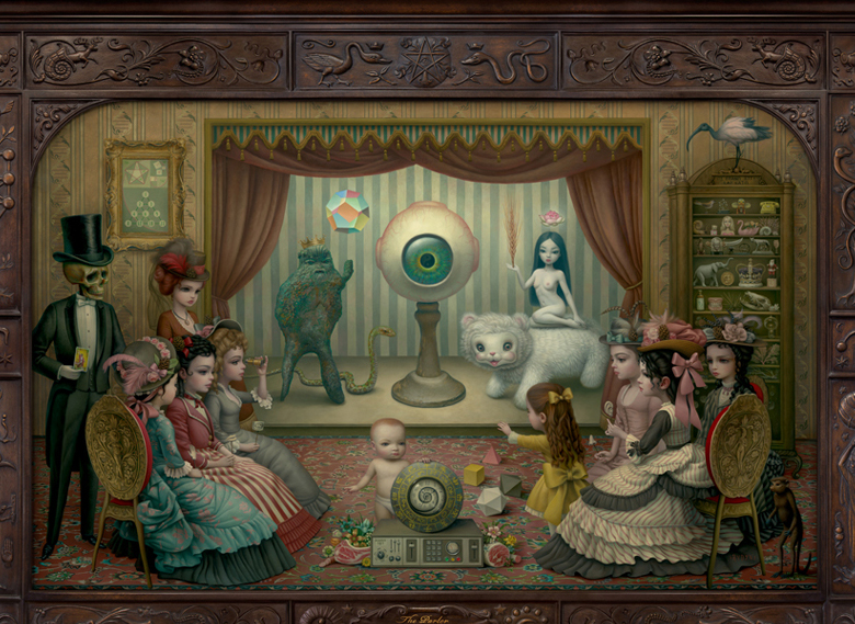The Parlor – Allegory of Magic, Quintessence, and Divine Mystery2012