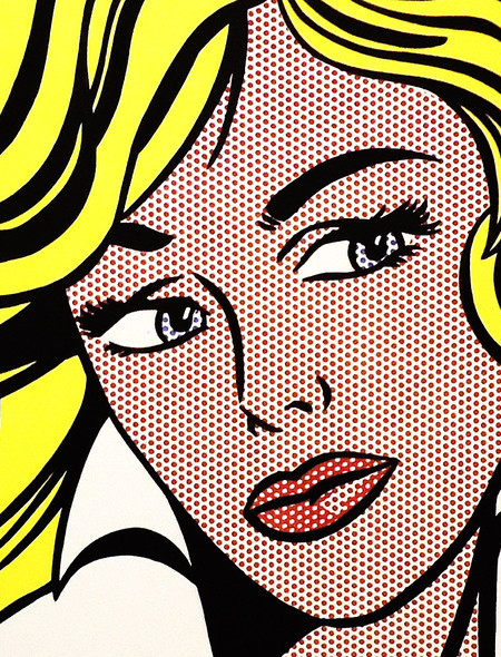 Roy Lichtenstein - M-Maybe