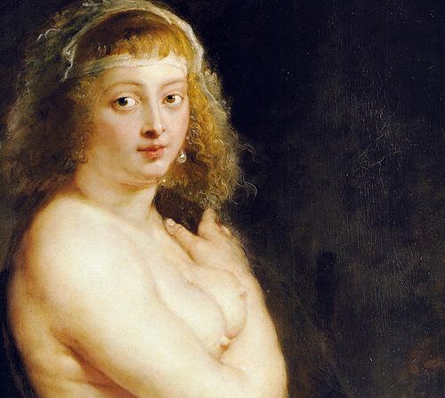 Helene Fourment, 1638