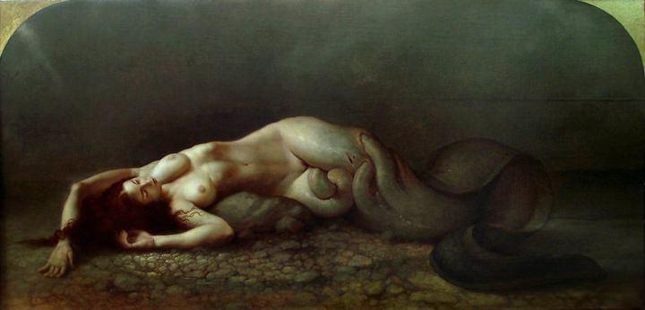La nascita della sirena