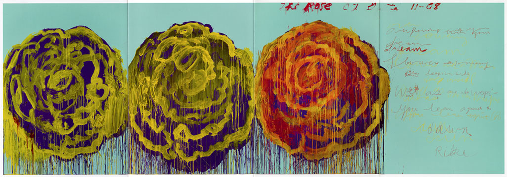 The Rose (III), 2008