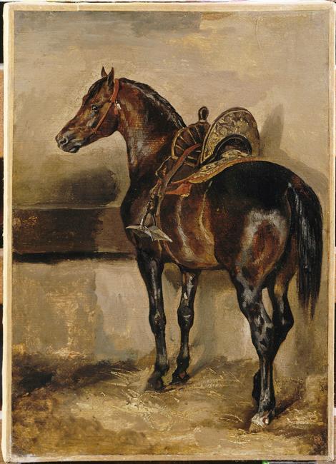 I Cavalli Di Gericault Mcarte