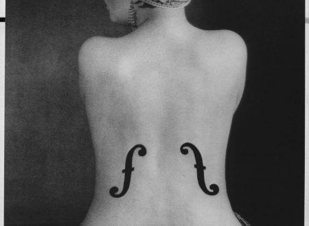 Man Ray – Le Violin D'Ingres – 1924