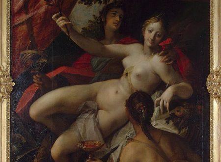 Hans Von Aachen – Allegoria Della Pace – 1602