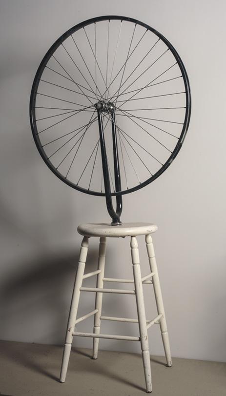 Marcel-Duchamp-Ruota-di-bicicletta-1913