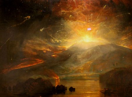 La natura travolgente – William Turner