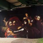 Andrea Ravo Mattoni – Caravaggio-graffito – 2016
