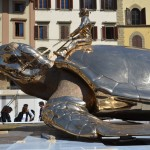"Jan Fabre, ""Utopia"" a Firenze"