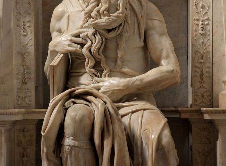Michelangelo Buonarroti – Mosè – 1542