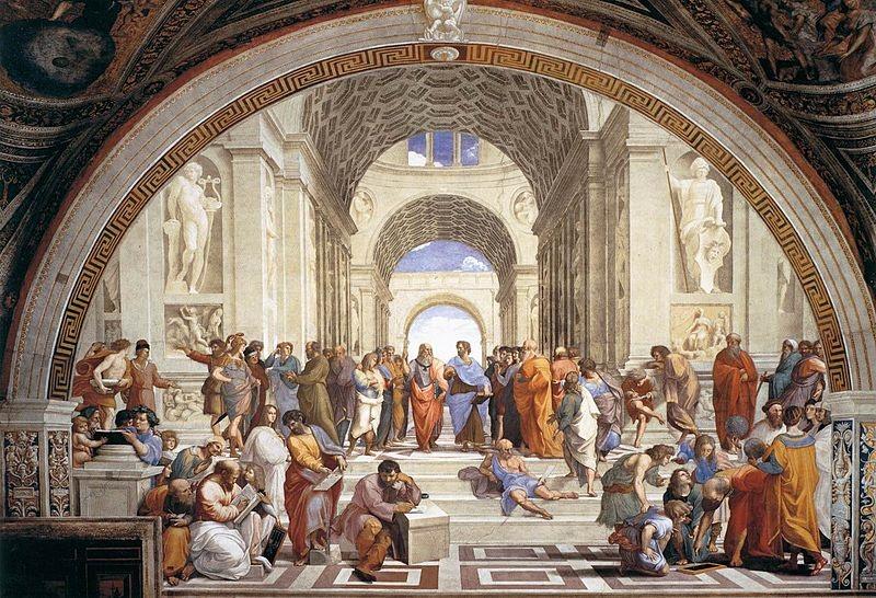 la-scuola-di-atene-raffaello-sanzio-1509-1511