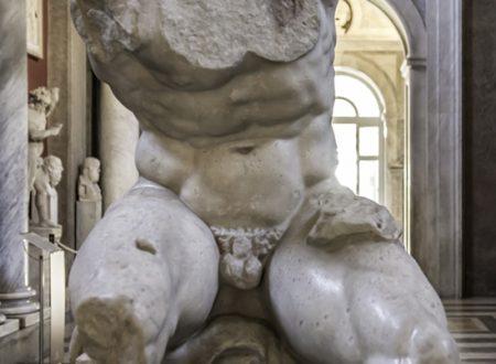 Il leggendario Torso del Belvedere
