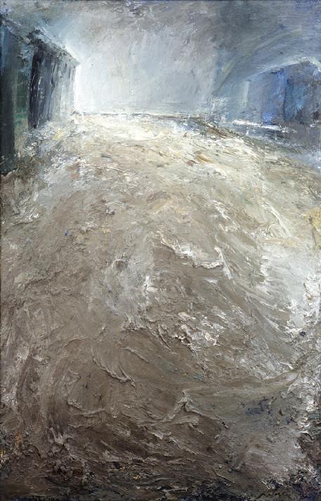 18_luglio_1989._Oil_on_canvas_135.5_x_85_cm