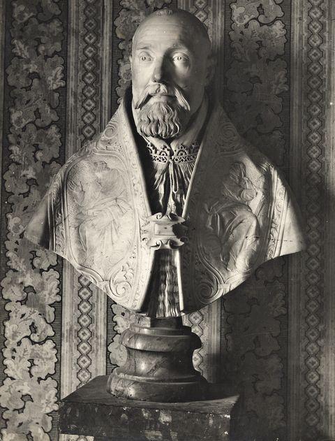 Bernini Gian Lorenzo , Ritratto di papa Urbano VIII 1630