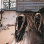 Gustave Caillebotte – Raboteurs De Parquets – 1878