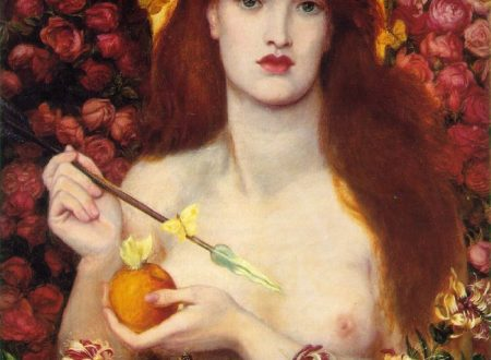 Dante Gabriel Rossetti – Venus Verticordia