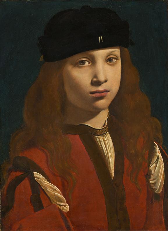 Giovanni_Antonio_Boltraffio_-_Ritratto_di_un_giovane_(1490s)