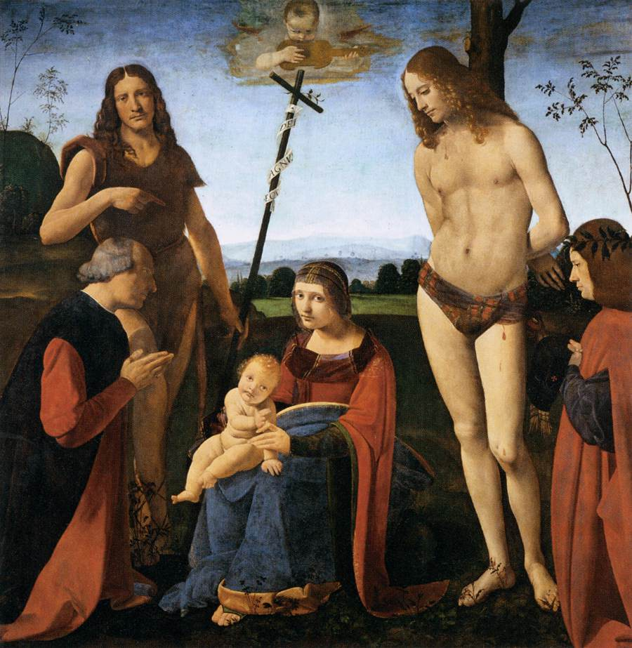Giovanni_Antonio_Boltraffio_-_Virgin_and_Child_with_Sts_John_the_