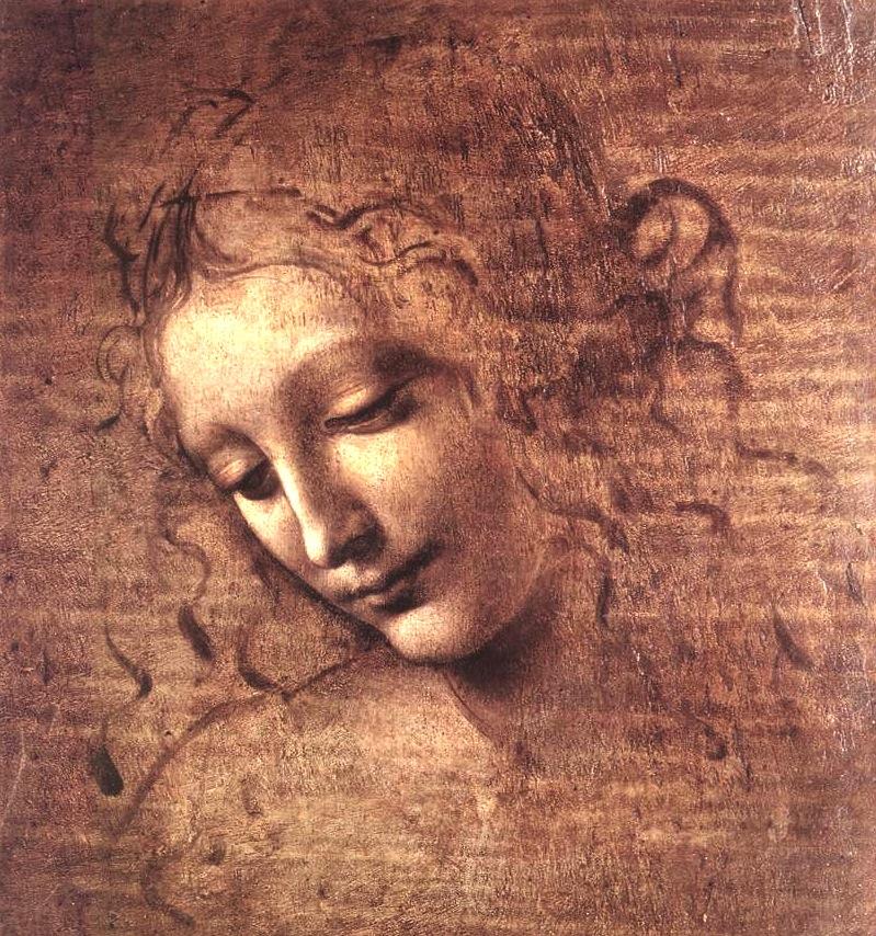 Leonardo-da-Vinci-La-Scapigliata