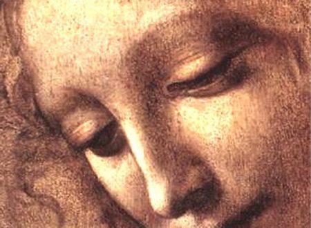 Leonardo Da Vinci – Testa Di Fanciulla (La Scapiliata) – 1508